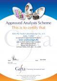 GAFTA-sertifikasi